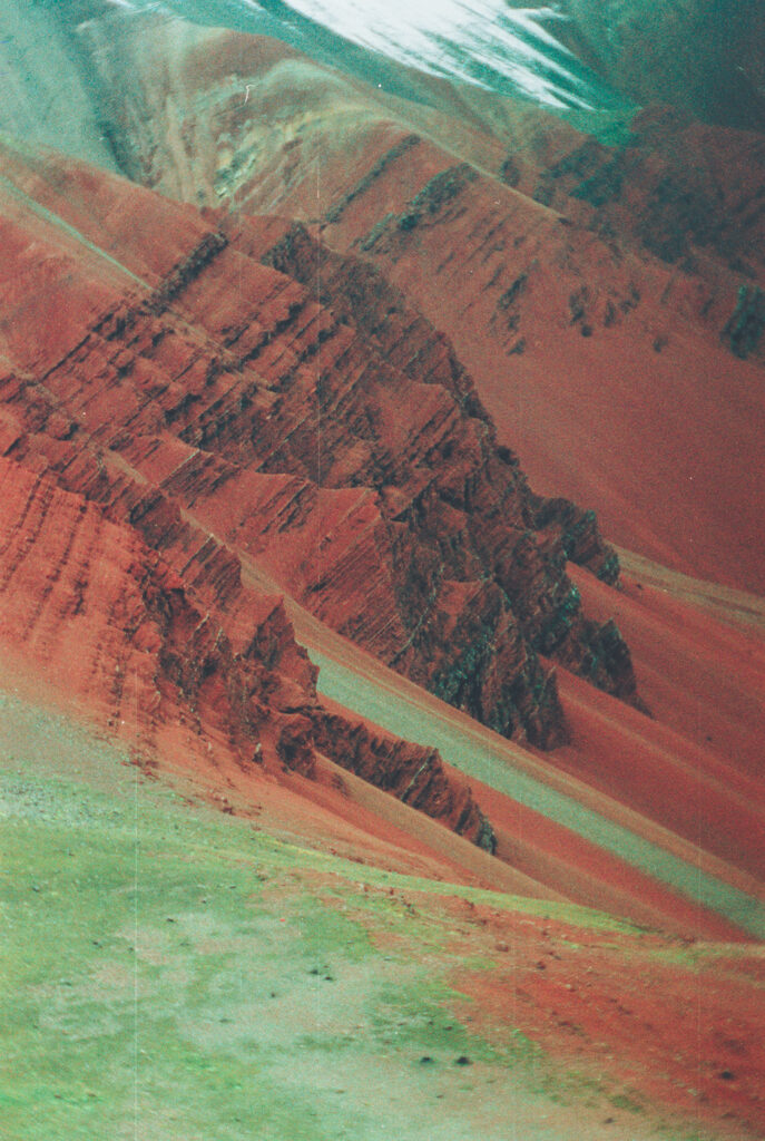 Valle Rojo, Peru, 2018