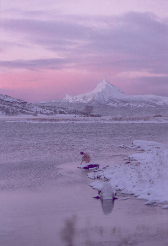 Polar night morning light, Norway, 2018